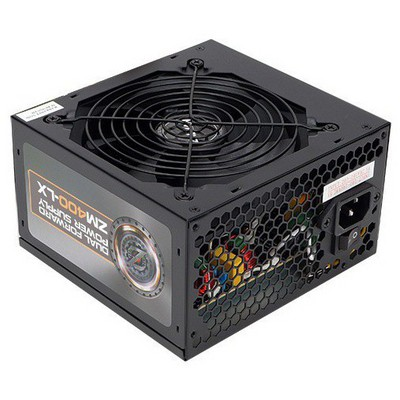 Zalman Zm400-lx 400w Güç Kaynağı