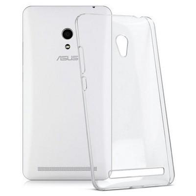 Microsonic Kristal Şefffaf Asus Zenfone 6 Kılıf Cep Telefonu Kılıfı