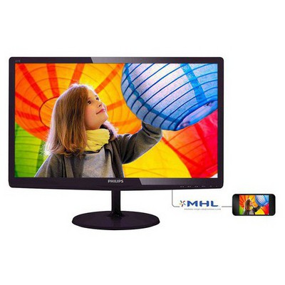 "Philips 227E6QDSD/00 21.5"" 5ms LED Monitör"
