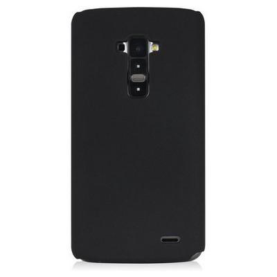 Microsonic Premium Slim Lg G Flex Kılıf Siyah Cep Telefonu Kılıfı