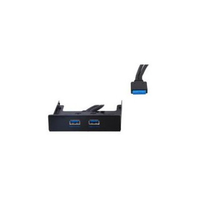 S-Link Slx-33a 2 Port Usb 3.0 3.5 Kasa Içi Dahili Hub Harici Disk Kutusu