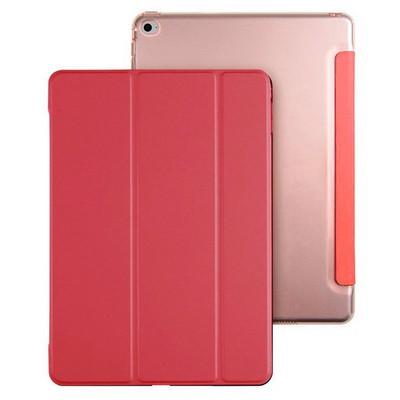 Microsonic Ipad Air 2 Smart Case Ve Arka Koruma Kılıf Kırmızı Tablet Kılıfı