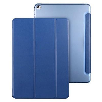 Microsonic Ipad Air 2 Smart Case Ve Arka Koruma Kılıf Mavi Tablet Kılıfı