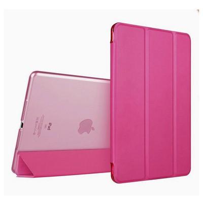 Microsonic Ipad Air 2 Smart Case Ve Arka Koruma Kılıf Pembe Tablet Kılıfı
