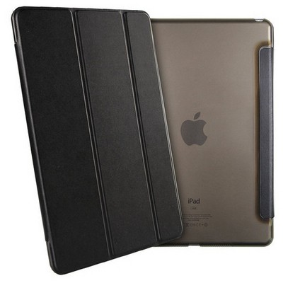 Microsonic Ipad Air 2 Smart Case Ve Arka Koruma Kılıf Siyah Tablet Kılıfı