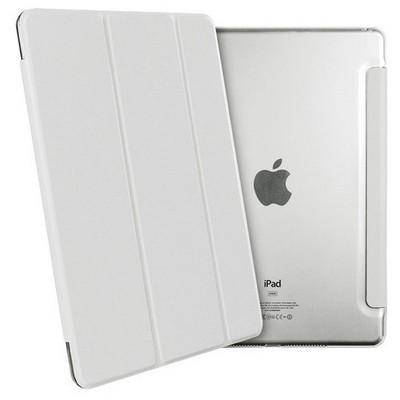 Microsonic Ipad Air 2 Smart Case Ve Arka Koruma Kılıf Beyaz Tablet Kılıfı