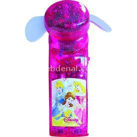 Necotoys Disney Prenses Işıklı Mini El Vantilatörü Minik Hediyelikler