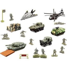 Maisto M.f Askeri Araç Ve Figür Seti 22 Parça Model 2 Erkek Çocuk Oyuncakları