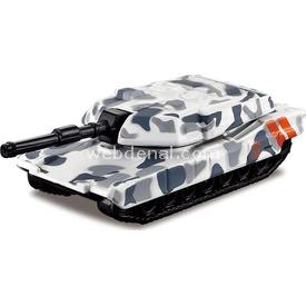 Maisto M.f Askeri Savaş Aracı Bravo 7 Cm Beyaz Kamuflaj Arabalar
