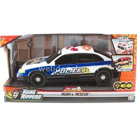 Road Rippers R.r. Rush Rescue Sesli Ve Işıklı Polis Aracı Arabalar