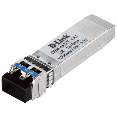 D-link DEM-432XT-DD 10GBase-LR SFP+ Alıcı w DDM