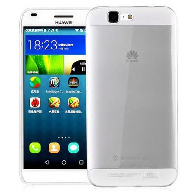 Microsonic Clear Soft Şeffaf Huawei Ascend G7 Kılıf Cep Telefonu Kılıfı