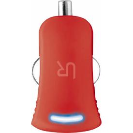Trust Urban 20153 Araç Tipi Sarj Cihazı Kırmızı Şarj Cihazları