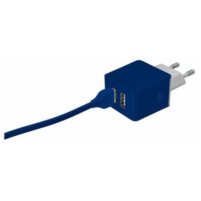 Trust Urban 20148 Ikili Duvar Şarj Cihazı 5w -mavi Şarj Cihazları