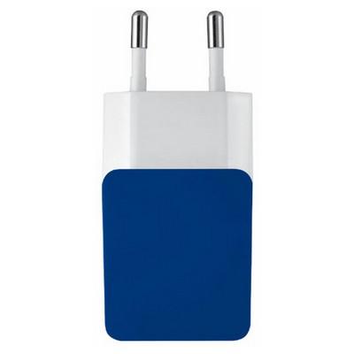 Trust 20144 URBANREVOLT DUVAR TİPİ SARJ CİHAZI -Mavi/Beyaz Cep Telefonu Aksesuarı