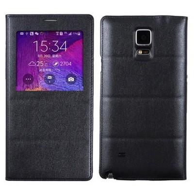 Microsonic Samsung Galaxy Note 4 Kılıf & Aksesuar Seti 8in1 Cep Telefonu Kılıfı