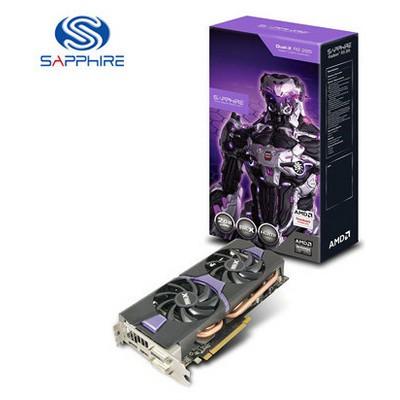 Sapphire Radeon R9 285 Dual-x, 2 Gb, Gddr5, 256 Bit, , 11235-00-20g Ekran Kartı