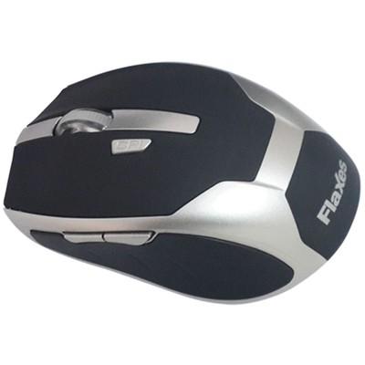 Flaxes Flx-952wg Kablosuz,usb Nano Alıcılı,2.4ghz,1600dpi Optik ,siyah,gri Mouse