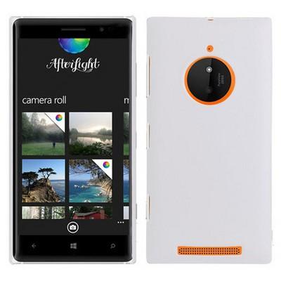 Microsonic Premium Slim Nokia Lumia 830 Kılıf Beyaz Cep Telefonu Kılıfı