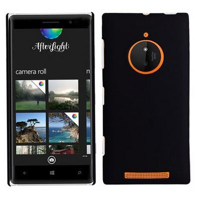 Microsonic Premium Slim Nokia Lumia 830 Kılıf Siyah Cep Telefonu Kılıfı