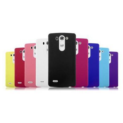 Microsonic Premium Slim Lg G3 S (g3 Mini, G3 Beat, G3 Vigor) Kılıf Siyah Cep Telefonu Kılıfı