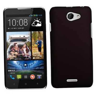 Microsonic Premium Slim Htc Desire 516 Kılıf Siyah Cep Telefonu Kılıfı