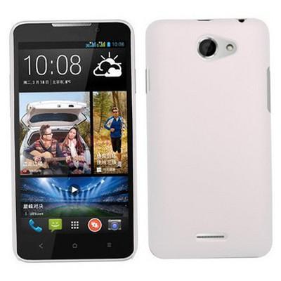 Microsonic Premium Slim Htc Desire 516 Kılıf Beyaz Cep Telefonu Kılıfı