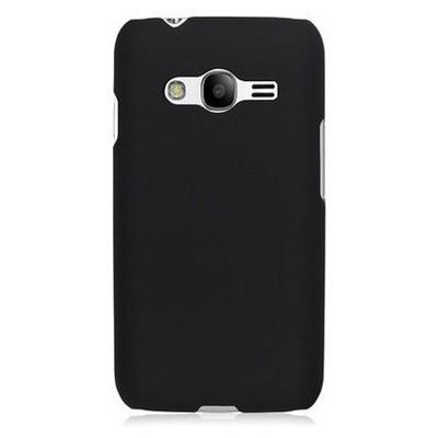 Microsonic Premium Slim Samsung Galaxy Ace 4 Kılıf Siyah Cep Telefonu Kılıfı