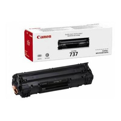 Canon CRG-737 Siyah 2400 Sayfa Toner