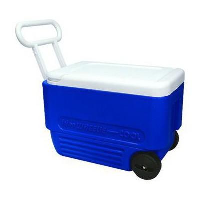 Igloo 38 Qt Wheelie Cool Tekerlekli Buzluk 36 Lt 45004 Oto Buzdolabı