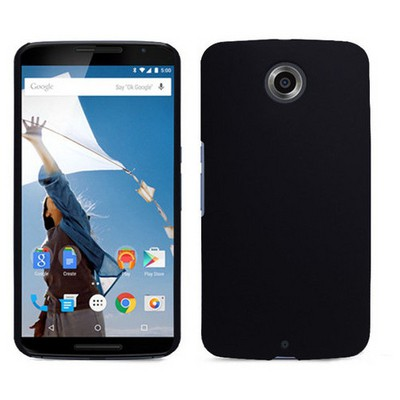 Microsonic Premium Slim Motorola Nexus 6 Kılıf Siyah Cep Telefonu Kılıfı