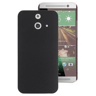 Microsonic Premium Slim Htc One E8 Kılıf Siyah Cep Telefonu Kılıfı