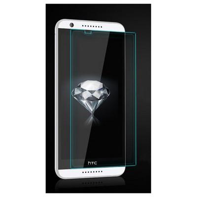 Microsonic Temperli Cam Ekran Koruyucu Htc Desire 820 Kırılmaz Film Ekran Koruyucu Film