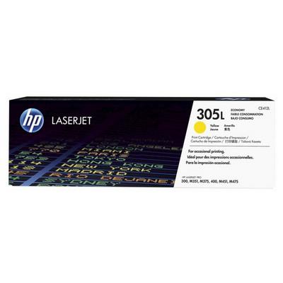 HP 305L CE412L Toner