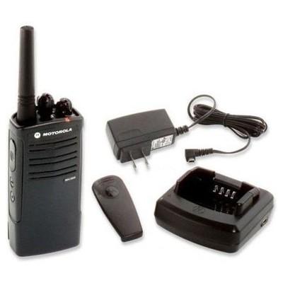 Motorola XT220-PMR EL TELSIZI PIL VE ŞARJ DAHIL SET 10KM MENZİL Telsiz
