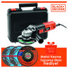 Black & Decker Kg901k 900watt 115mm Avuç Taşla Taşlama