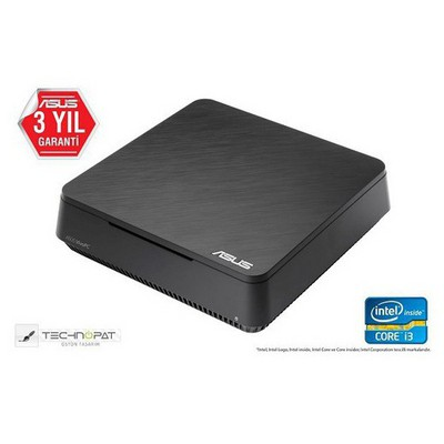Asus Mini Pc VC60-B012M i3-3110M 4 GB 500 GB Freedos Mini PC