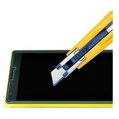 Microsonic Temperli Cam Ekran Koruyucu Nokia Lumia 1520 Kırılmaz Film Ekran Koruyucu Film