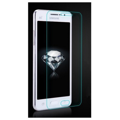 Microsonic Temperli Cam Ekran Koruyucu Samsung Galaxy Grand Prime Kırılmaz Film Ekran Koruyucu Film