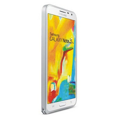 Microsonic Samsung Galaxy Note 3 Neo Thin Metal Bumper Çerçeve Kılıf Gümüş Cep Telefonu Kılıfı
