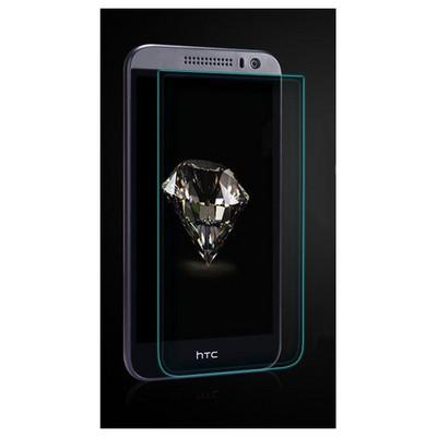 Microsonic Temperli Cam Ekran Koruyucu Htc Desire 616 Kırılmaz Film Ekran Koruyucu Film