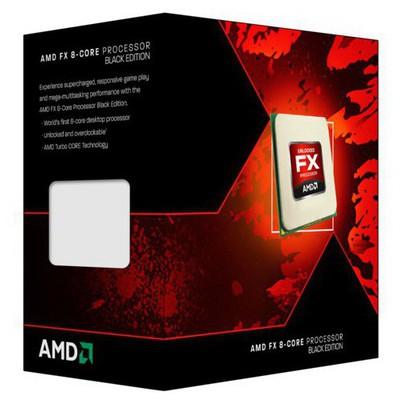 AMD FX-8300 Sekiz Çekirdek