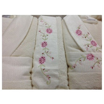 tac-tekstil-tac-sandro-aile-bornoz-seti-ekru-ekru