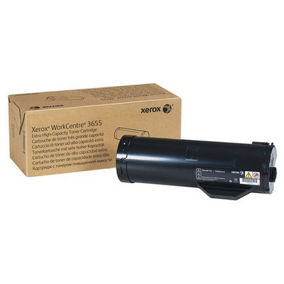 Xerox 106r02741 Workcentre 3655 Extra Yüksek 0  25900 Syf Toner