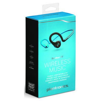 Plantronics Backbeat Fıt/r,headset,blue,e&a Kancalı Kulaklık