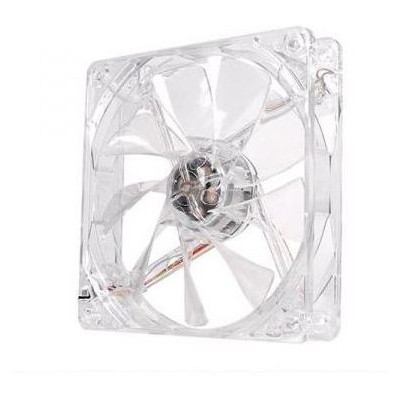 Thermaltake Cl-f019-pl12re-a Pure High Performance 120 Mm Kırmızı Led'li Sessiz Fan