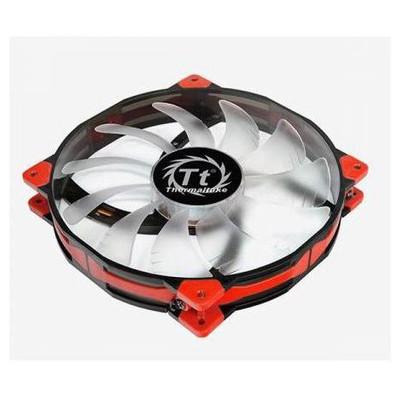 Thermaltake Cl-f025-pl20re-a Luna Anti-vibration 200 Mm Kırmızı Led'li Sessiz Fan