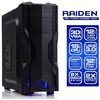 Dark Raiden 750w Mid Tower Kasa (DKCHRAIDEN750)