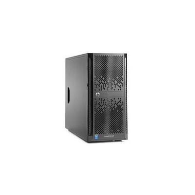 HP Srv 780851-425 Ml150 Gen9 E5-2609v3 8gb (1x8gb) Regıstered 1x1tb Sata Lff 3.5 Non-hot Plug B140i Dvdrw 550w Sunucu