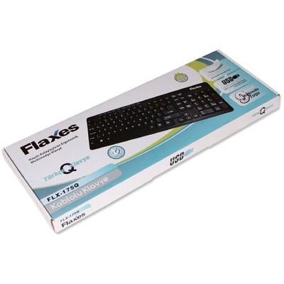 Flaxes Flx-175qmm 175q Multimedia Klavye